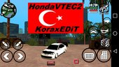 Honda Civic VTEC2 Android DFF ONLY NO TXD