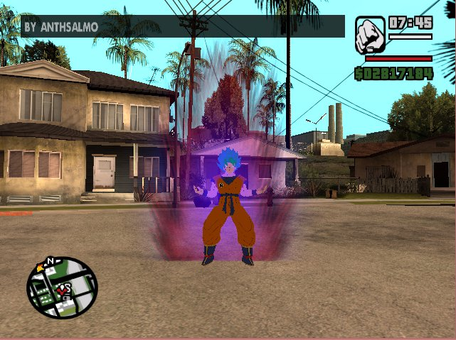 gta dragon ball ps2 download