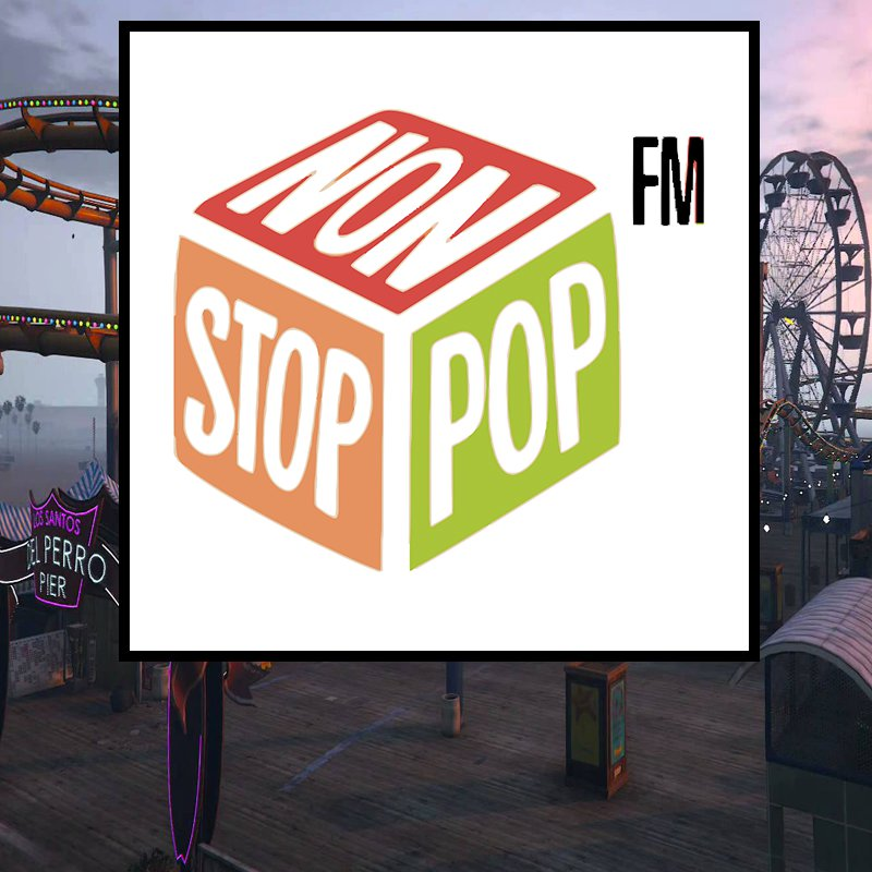 GTA 4 Non-Stop Pop from GTA V Mod - GTAinside com