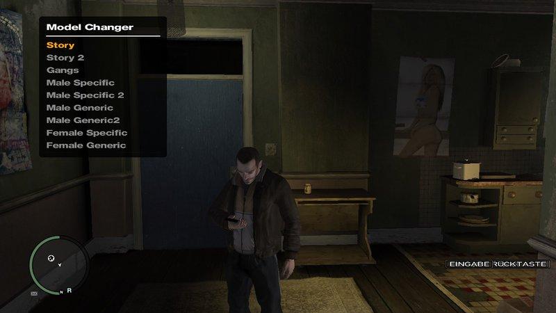 GTA 4 GTA 4 2018 Script Trainer Online/Offline By Im HaxoTV