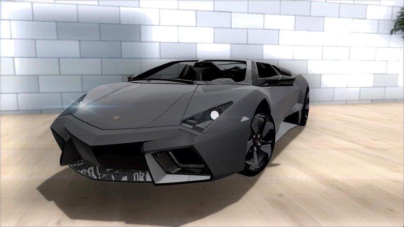 Lamborghini Reventon Roadster