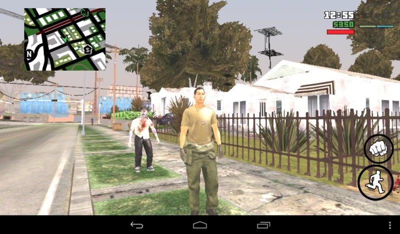 GTA San Andreas GTA V Peds Pack 2 Mod - GTAinside com