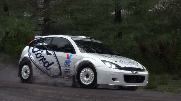 Ford Focus Rs Rally 2001 Sound Mod