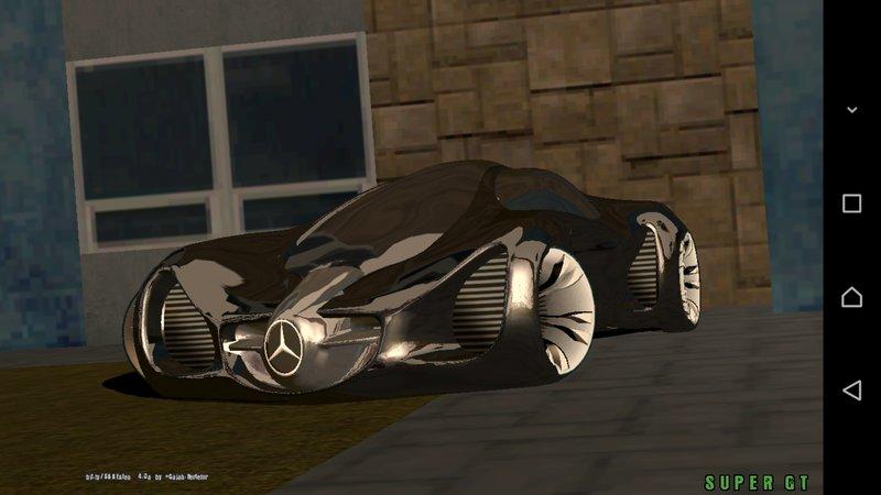 Gta San Andreas Mercedes Benz Biome Concept Mod