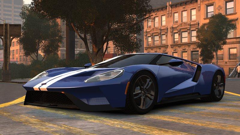 Ford Gt V