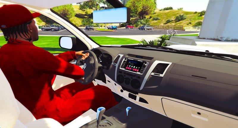 Gta 5 Toyota Sw4 2015 Mod Gtainside Com