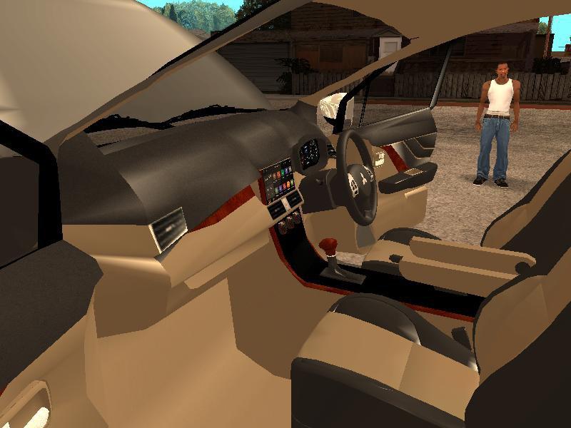 GTA San Andreas Mitsubishi Xpander Mod