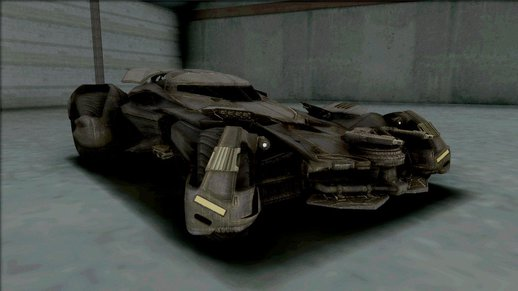 Batmobile (BVS)