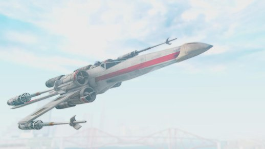 Star Wars Battlefront 1/2 X-Wing