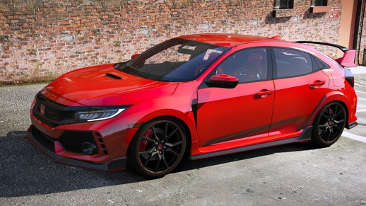 2018 Honda Civic Type-R(FK8) [Add-On | RHD]