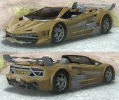 GTA V Pegassi Lampo S18 50th