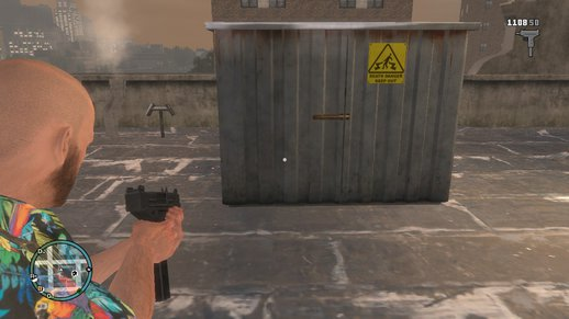 Dot Crosshair from Max Payne 3