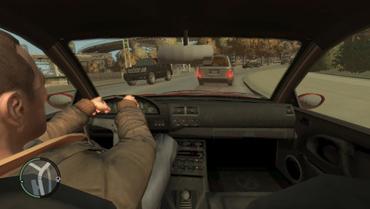 Cabin Camera for GTA IV and EFLC