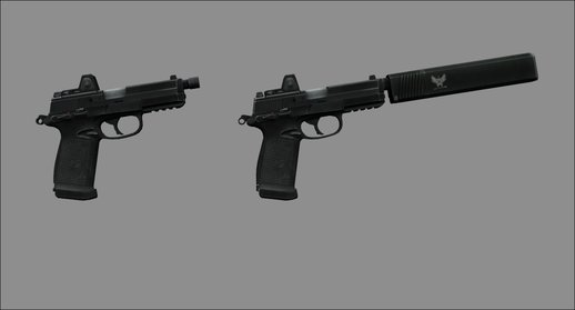 Contract Wars FN FNP-45T Pack