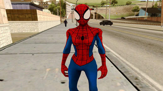 Spider-Man Unlimited - Mayday Parker (Spider-Woman)