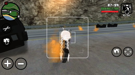Ghost Rider Mod For Android