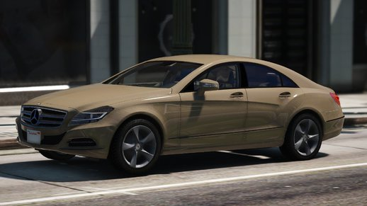 Mercedes-Benz CLS 2012 [Unlocked]