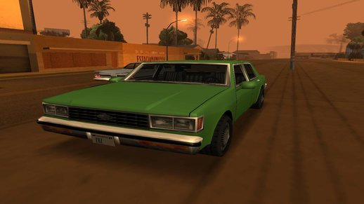 Brigham Car from GTA III Beta SA STYLE