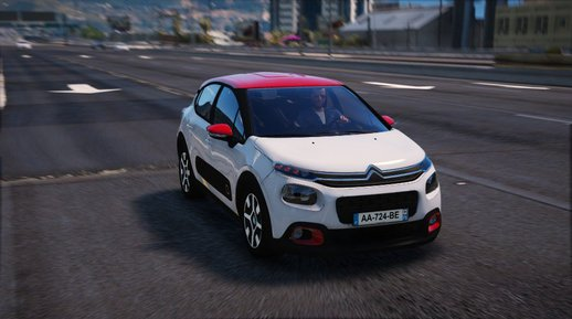 Citroën C3 2017 (Add-On)
