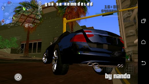 GTA V Lampadati Felone Only dff no txd for Android