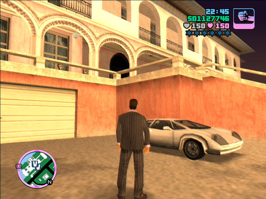 GTA Vice City 99% PC Savegame