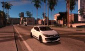 Renault Megane 3 RS Phase 2 (Compatible with Mobile)