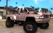 Chevrolet Kodiak C4500 Breast Cancer