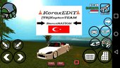 HondaS2000 Android DFF ONLY NO TXD
