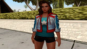 Marvel Future Fight - America Chavez