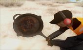 Playerunknown's Battleground Frying Pan