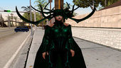 Marvel Future Fight - Hela (Thor: Ragnarok)