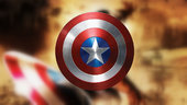 Captain America Shield HD