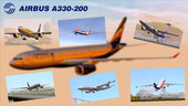 Airbus A330-243 Livery Pack