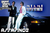 Crockett and Tubbs from Miami Vice