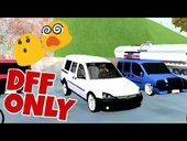 Opel Combo Dff Only