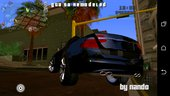 GTA V Lampadati Felon Only dff no txd for Android