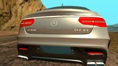 Mercedes-Benz GLE Android Dff Only