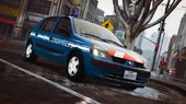 Renault Clio II.2 Gendarmerie Nationale[Add-On | Template | Replace]