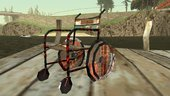 Fixed Wheelchair Texture