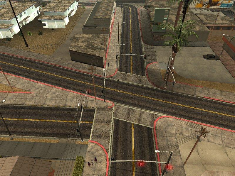 GTA San Andreas Textures Five For GTA SA V2 [BETA HD
