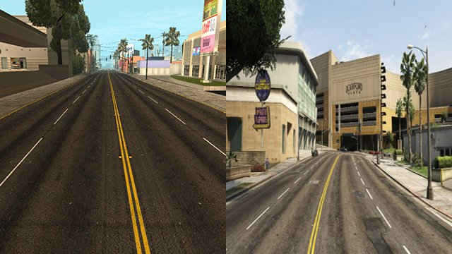 GTA San Andreas Textures Five For GTA SA V2 [BETA HD