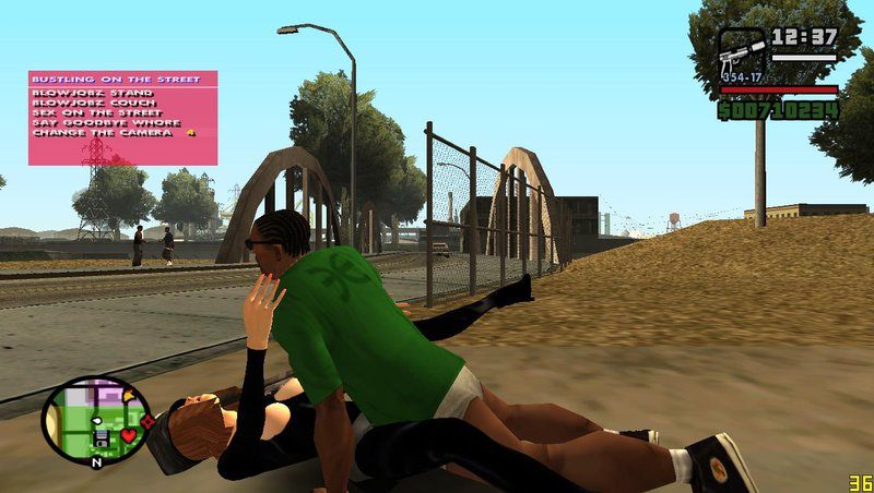 Gta san andreas sex with millie - 1 6