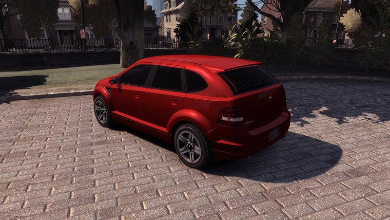 GTA 4 Vapid Radius Mod - GTAinside com
