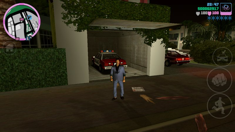 grant vice city game