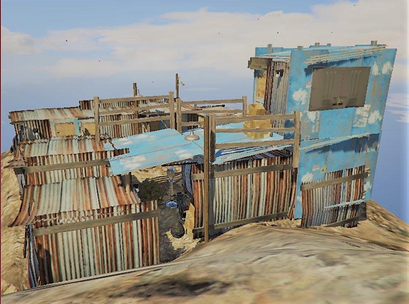 GTA 5 Homeless Paradise Mod - GTAinside com