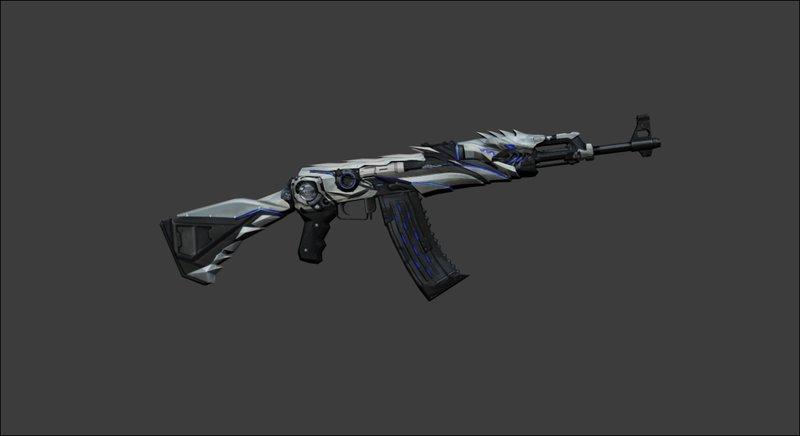 CrossFire AK-47 Transformer
