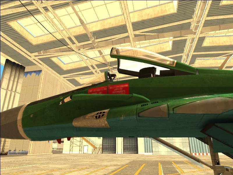 GTA San Andreas MiG-29 North Korea Mod - GTAinside com