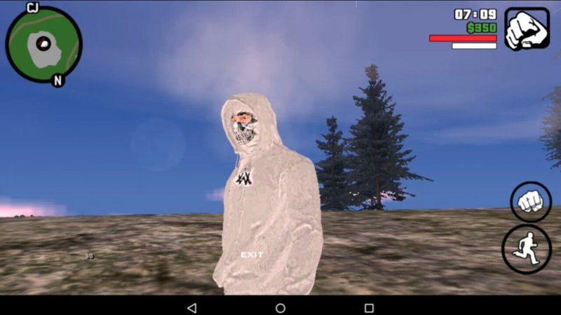 Download Mod Skin Alan Walker Gta Sa Android Dff Only - ▷ ▷ PowerMall