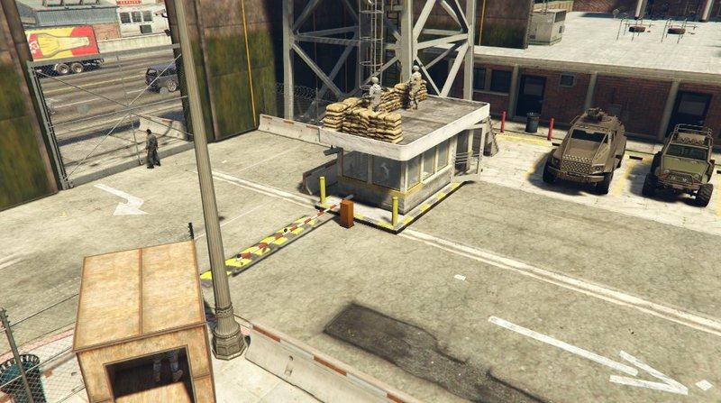 GTA 5 Military Zombie Base [Menyoo] Mod - GTAinside com