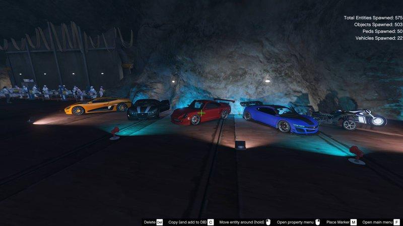 GTA 5 Escobar's Cartel Hideout [Menyoo] Mod - GTAinside com